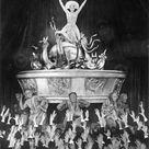 """Lang, Fritz: Helm in """"Metropolis"""""""