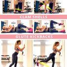The Best Band Exercises for Glutes