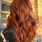 The Prettiest Copper Hair Colors For Winter