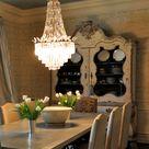 Dining Room Wallpaper