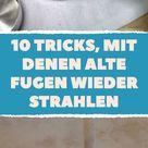 10 Tricks gegen dreckige Fugen im Bad