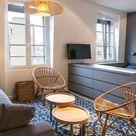 Studio Neuilly-sur-Seine : 29 m2 aménagés en appart moderne