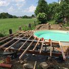 Pool selber aufbauen