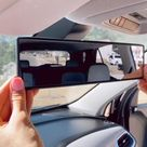 Upgraded Rear View Mirror