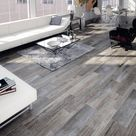 Rovere Gris Gray Wood Look Tile - Box