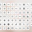 iOS14 App Icons iPhone Aesthetic | 62 App Pack, ios14 icons, ios14 Home Screen Icons, App Icons, App Icon Cover
