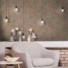 MTG Wallpaper Rust Panel Texture II WP20241