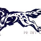 Elemental Wolf Set Tattoo by WildSpiritWolf on DeviantArt