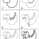 Draw a dinosaur!
