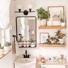 Instagram Inspired Chic Bathroom Decor Ideas