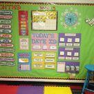 Calendar Math Boards