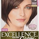 L'Oreal Excellence 5 Medium Brown Hair Color, 1 ct