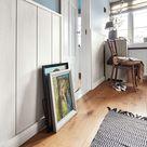 Wand  und Deckenpaneele in weiß   HolzLand Beese   Unna