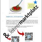 Spaghetti für 2 (QR Codes)