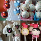Cake Pop Decorating