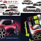 Short Project 2014 / Alfa Romeo / Next gen 'Mito'