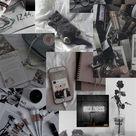 Wallpaper Iphone Grey Aesthetic | Iphone Wallpaper Tumblr