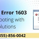 Learn How to mend QuickBooks Error 1603 within a minute