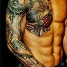 Robot Tattoo