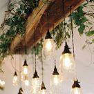 Vegetal Wedding Light Fixtures - iD Lights