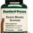Feline Hepatic Support, 90 Tablets