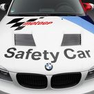 2011 BMW 1 Series M Coupé MotoGP Safety Car Image