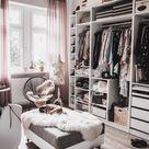 Einen begehbaren Kleiderschrank planen : so habe ich mein Ankleidezimmer eingerichtet - Julies Dresscode