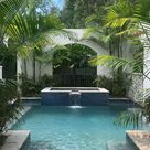 Backyard Oasis located in Downtown Orlando
