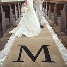 Aisle Runner Wedding
