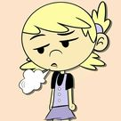 Lily Loud is done with your nonsense.