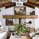 MOST INSPIRING FARMHOUSE LIVING ROOM IDEAS