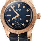 Oris Carl Brashear Calibre 401 Limited Edition Watch 01 401 7764 3185-Set