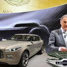 2009 Aston Martin Lagonda Concept Celebrates 100 Years Of Car Production Under The Lagonda Brand