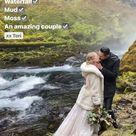 Oregon Waterfall Elopement | Adventure Instead
