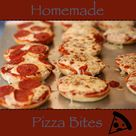 Homemade Pizza Bites