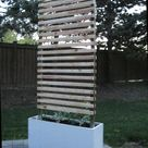Mobile Vine Wall - Concept