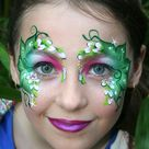 Fairy Face Paintings