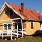 Schwedenhaus mit 2 Booten, 4 Schlafzimmern 2 Duschbädern am Useriner See - Userin