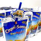 Minions Capri Sun - Ban Apple with Special Minion Straws