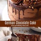 The BEST German Chocolate Cake Recipe