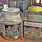 Donation Jars