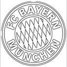 FC Bayern Munich coloring page