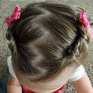 Toddler Girl Hair