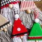 DIY Gnome Ornaments
