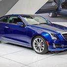 2015 Cadillac ATS Coupe No Surprises