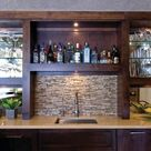 Basement Wet Bars