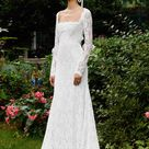 The Most Beautiful Wedding Dresses Fresh Off The Runway