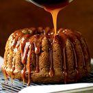 Trisha Yearwood's Fresh Apple Cake with Caramel Glaze (Bundt) - Recipelink.com