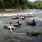 Guadalupe River Tubing, Float Trips on Inner Tubes, Tube Rentals, Tubing near New Braunfels