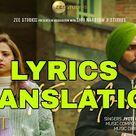 Kis Morh Te Lyrics in English | With Translation | -  Qismat 2 - Lyrics Translaton